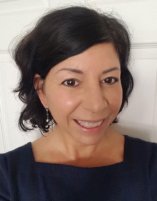 team member Michelle Coleman